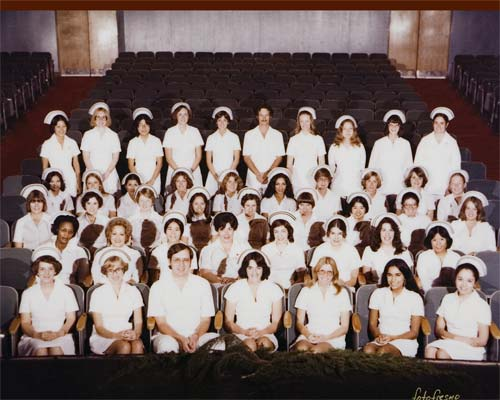 Nursing in the 1970s