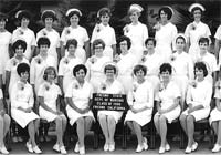 Nursing in the 1960s