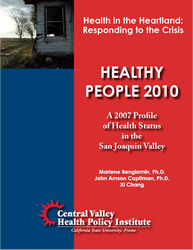 Healthy People 2010 report