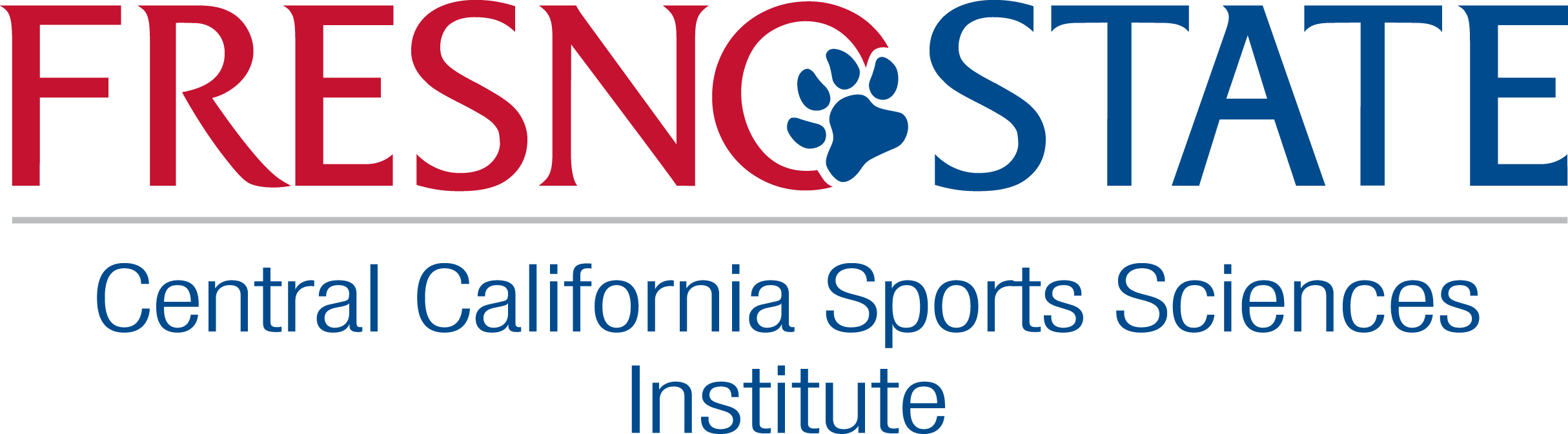 Logo for Central California Sports Sciences Institute