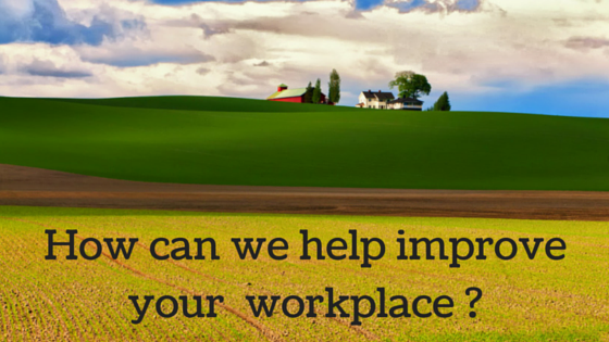 How can we help your workplace?