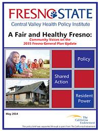 A Fair and Health Fresno Policy Brief Thumbnail