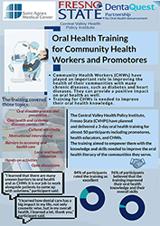 Oral Health Training