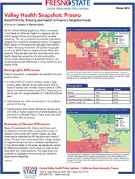Data Snapshot, Fresno, Winter 2014 (PDF)