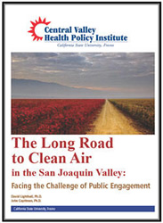 cover of Air Quality Report