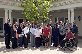 Health Policy Leadership Program Photo