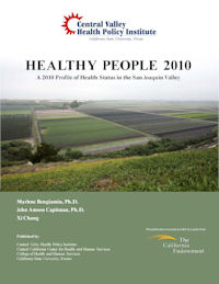 Health People 2010 Cover