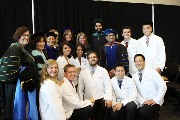 Doctoral of Physical Therapy graduates