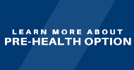 Learn about pre-health program