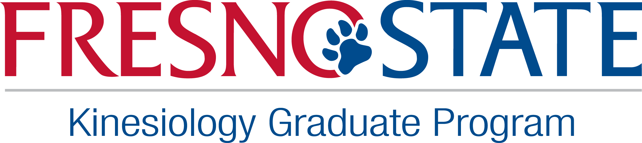 Kinesiology Grad Program logo