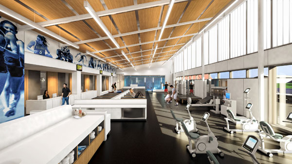 Medicine Sport Facilities Layout Pictures To Pin On Pinterest Thepinsta