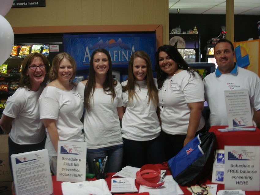 SAFE Events: Speakers Bureau, Walk and Roll, Bowling