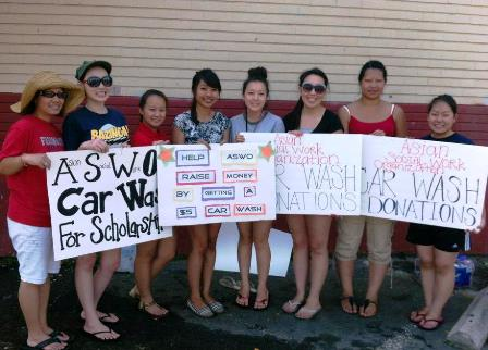 Asian SWSA - Carwash fund raiser