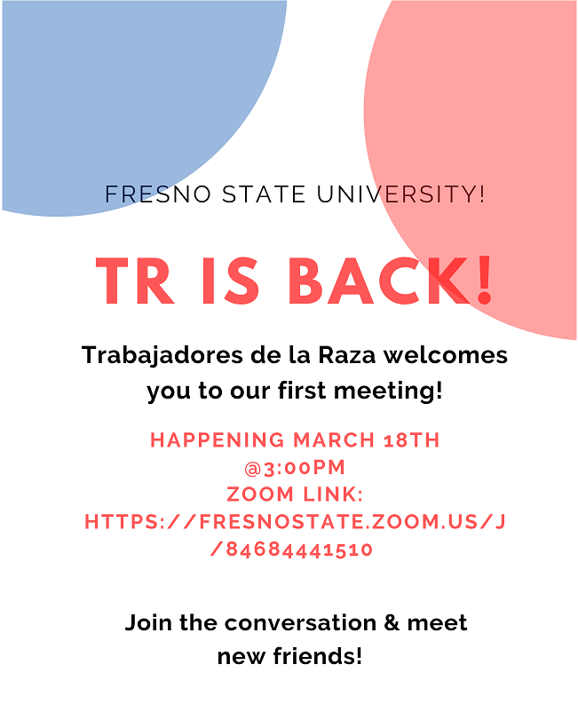 TR March 2021 meeting flyer